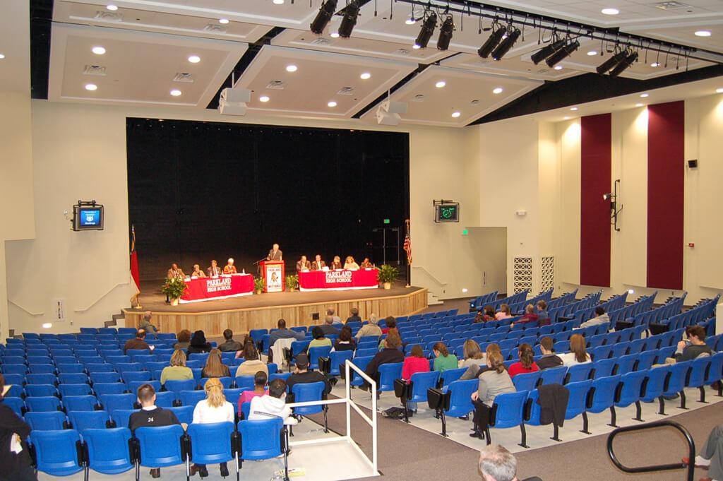 Parkland High School Auditorium