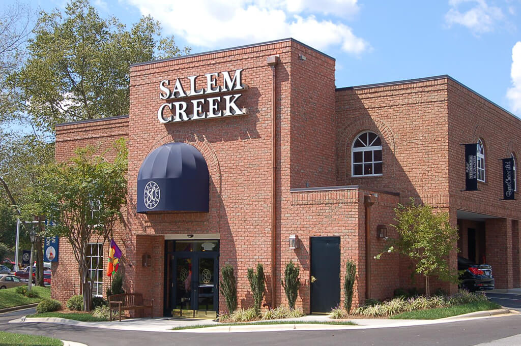 Salem Creek Retail