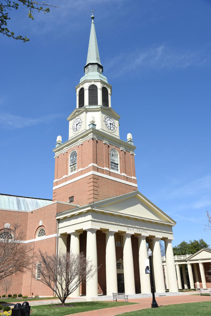 Wake Forest Wait Chapel