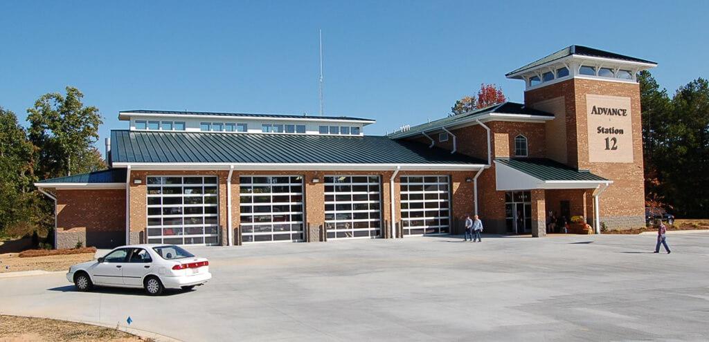 Advance Fire Station