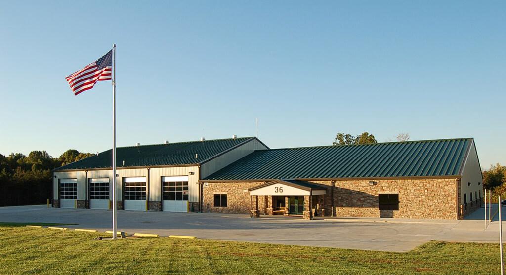 Northeast Stokes Volunteer Fire Department