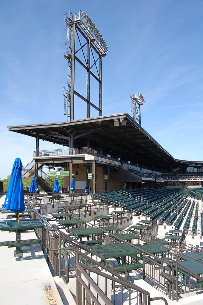 Winston Salem Baseball Stadium