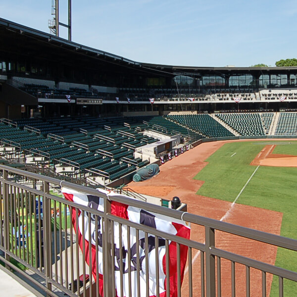 Winston Salem Baseball Stadium